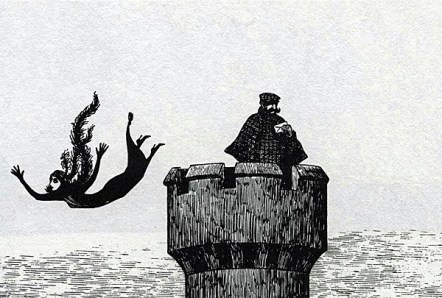 edwardgorey_onwhichsheflungherselfovertheparapet_imagecropped