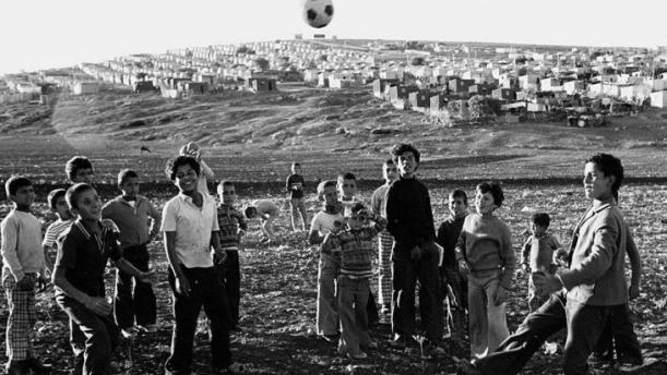 fussballspielenimhusoncampjordanien1977