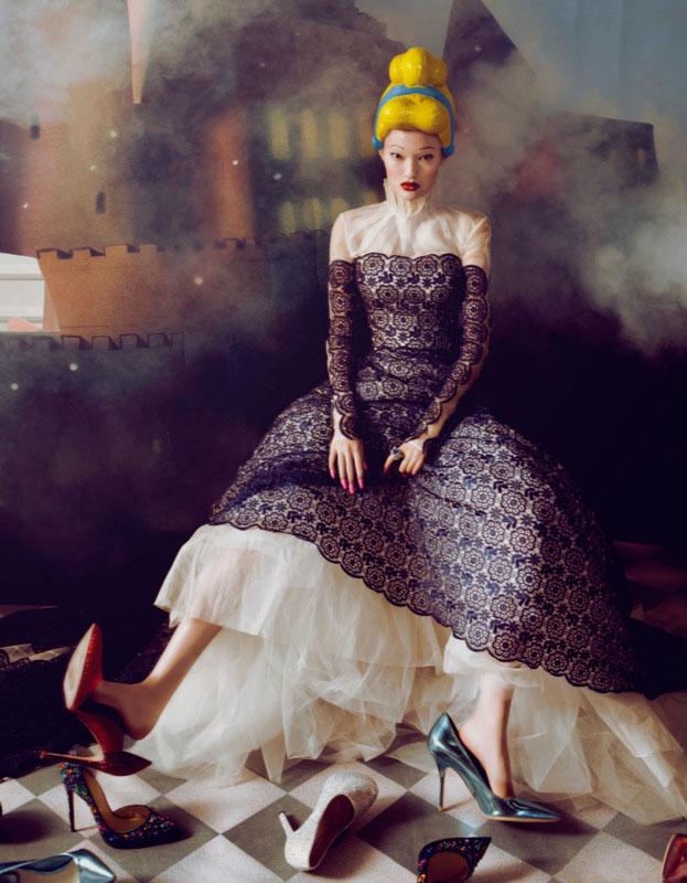 Shxpir for Harper's Bazaar China