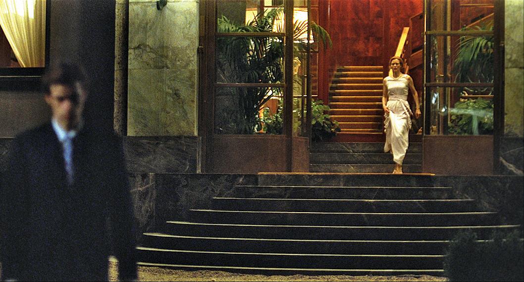 Architecture and cinema i m love and villa necchi in for Villa mozart milano