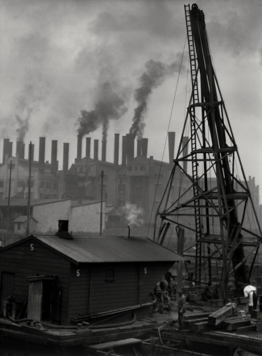 Power Station, Sydney Harbour, 1930