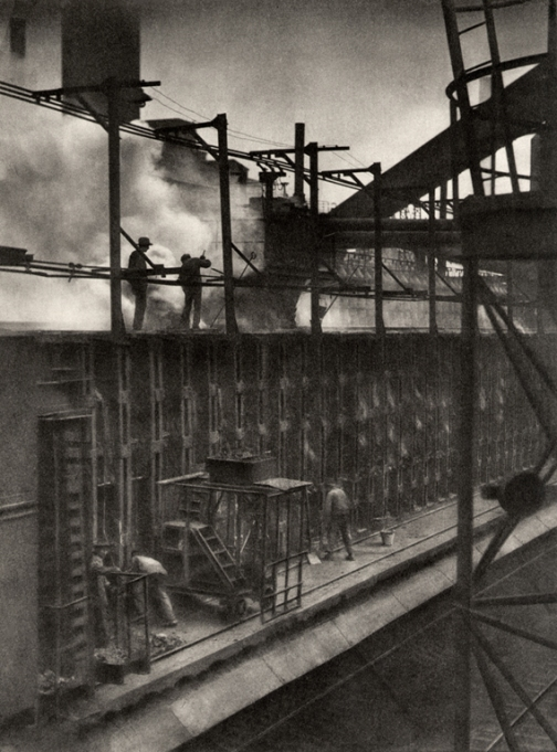 Hosch Steelworks, 1928.