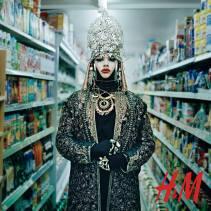 Daniel Lismore for H&M
